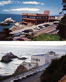 Top Fifth Cliff House Circa 1950
