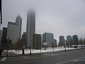 Climate Chicago Downtown skyline.jpg