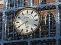 Clock in St. Pancras Station - geograph.org.uk - 1546963.jpg