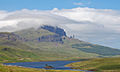 Cloud on the Storr - geograph.org.uk - 878712.jpg