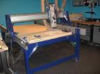 Fab Lab MSI - Image: Cnc machine