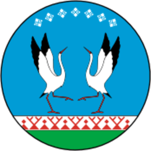 Momsky District - Image: Coat of Arms of Momsky rayon (Yakutia)