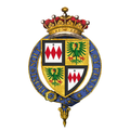 Coat of arms of George Montagu-Dunk, 2nd Earl of Halifax, KG, PC.png