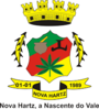 Coat of arms of Nova Hartz RS.png