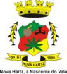 Coat of arms of Nova Hartz RS.png