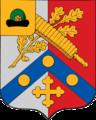 Coat of arms of Oktyabrskoe (Ryazan oblast).png