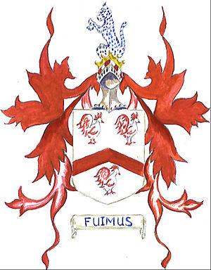 Ambrose Cobbs - Coat-of-Arms of Cobbs of Kent