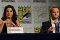 Cobie Smulders & Neil Patrick Harris (9449444724).jpg