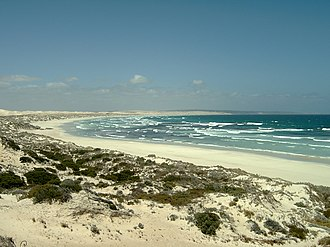 Coffin Bay National Park - Image: Coffin Bay National Park Almonta Beach
