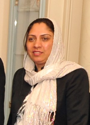 Shafiqa Quraishi - Shafiqa Quraishi