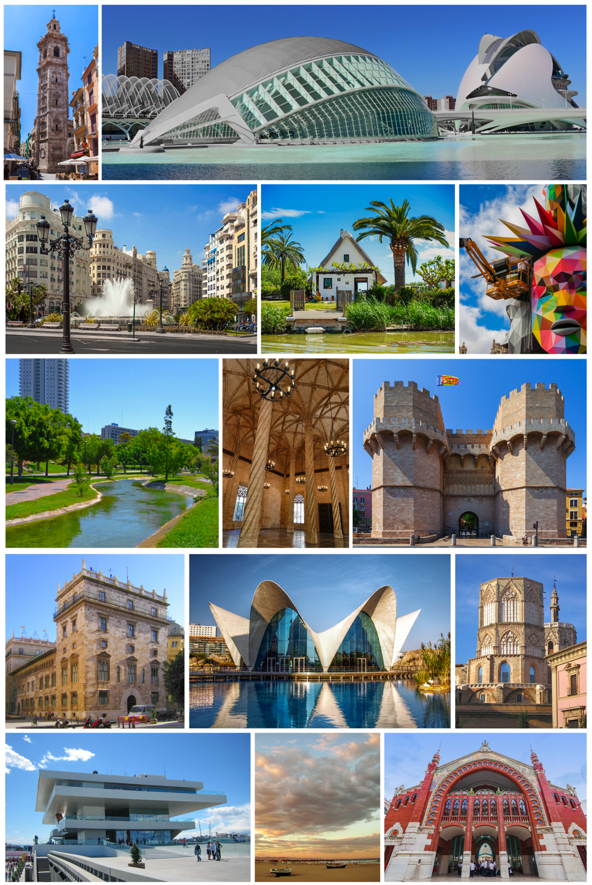Image result for Valencia tourist attractions