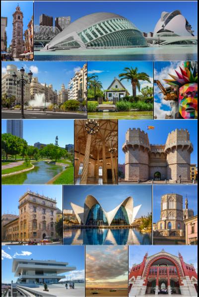 Resultado de imagen de Valencia