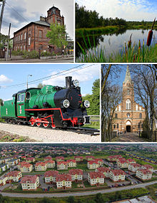 Collage of views of Marki, Poland.jpg