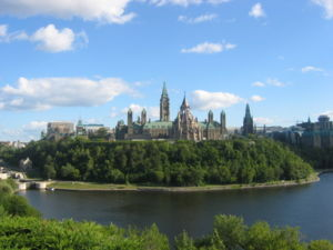 Gothic Revival architecture - Parliament Hill, Ottawa, Gothic Revival, 1859