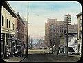 Columbia Street west from Third Avenue, Seattle, ca 1900 (MOHAI 1168).jpg