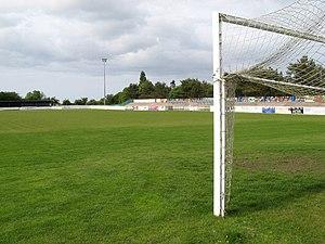 Colwyn Bay F.C. - Llanelian Road