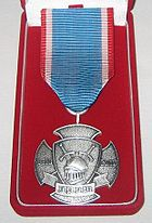 Commemorative Cross of the 600th anniversary of the Battle of Grunwald.JPG