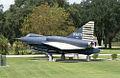 Convair YF2Y-1 Sea Dart 135765 LSideRear high FLAirMuse 29Aug09 (14413207557).jpg