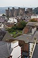 Conwy Castle - distant view from W.jpg