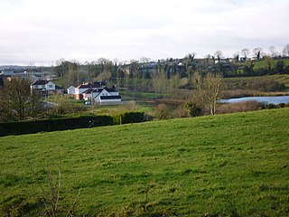 Cootehill viewed from the east - geograph.org.uk - 1614535.jpg