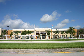 Broward County Public Schools - Coral Glades High School in Coral Springs
