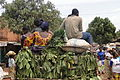Corn-Laden Truck and Passengers - Bobo-Dioulasso - Burkina Faso.jpg