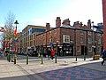 Corner of Hurst Street and Inge Street - geograph.org.uk - 1722411.jpg