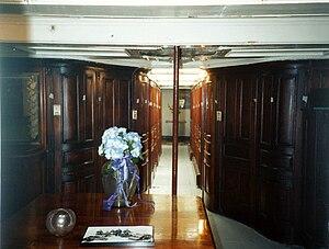 Coronet (yacht) - Image: Coronet (yacht) 1885 02