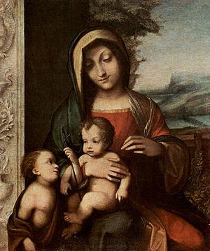 Bolognini Madonna - The Bolognini Madonna