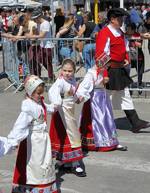 Ovodda - Traditional costumes from Ovodda