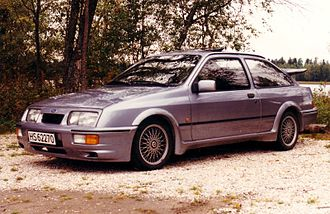 Ford Sierra RS Cosworth - Image: Cosworth 800px
