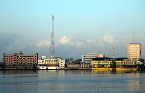 Economy of Benin - Cotonou is the largest city and economic capital of Benin