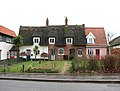 Cottages in The Street, Dickleburgh - geograph.org.uk - 1774123.jpg