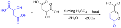 Coumalic Acid Synthesis