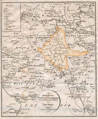 Grafschaft sayn hachenburg wikipedia Burg hachenburg