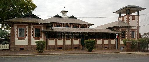 Court House, Bourke NSW, Australia