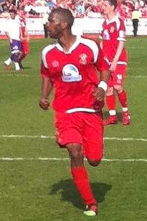 Duane Courtney - Courtney playing for Tamworth in 2011
