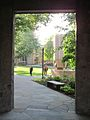 Courtyard, Ezra Stiles College, New Haven CT.jpg