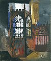 Coventry Cathedral, 15 November 1940 - John Piper - 1940.jpg