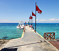 Cozumel Fiesta Americana Dock (5495672139).jpg
