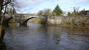 Marian civil war - Soldiers sent to support Adam Gordon were captured at Cramond Bridge in 1572 and executed