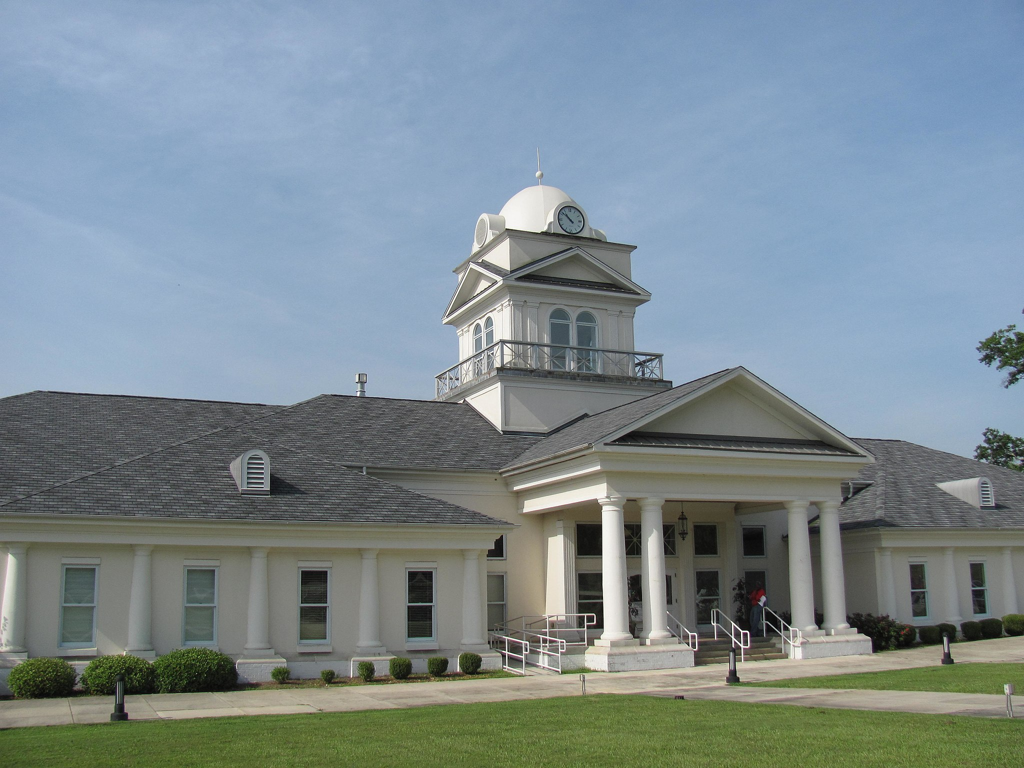 Crawford County, Georgia Courthouse (2002) in June 2013
