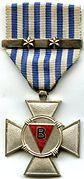 Croix du Prisonnier Politique 1940-1945