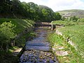 Crowden Brook Weir - geograph.org.uk - 454759.jpg