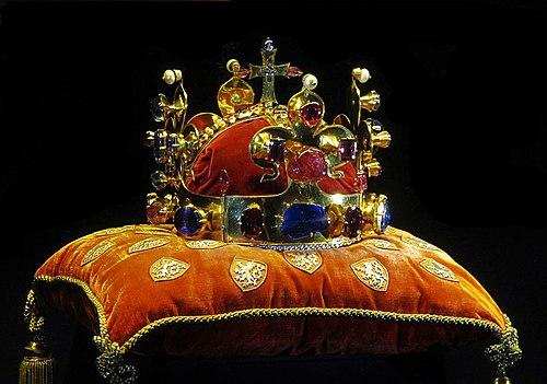 Crown of Saint Wenceslas
