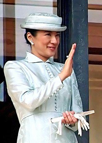 Masako, Crown Princess of Japan - Crown Princess Masako in December 2009