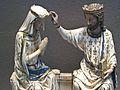 Crowning of the Virgin, Paris, 13th century (3836827625).jpg