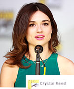 Crystal Reed Crystal Reed by Gage Skidmore.jpg