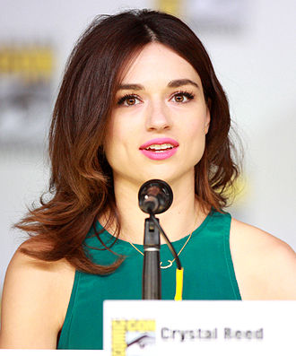 Crystal Reed - Reed at the 2013 San Diego Comic-con