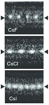 Caesium iodide - Wikipedia